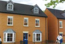 3 bed new home for sale in HARLAXTON - Hunters...