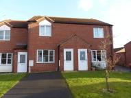 Terraced home in Nursery Close, Dunholme