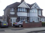 3 bed semi detached home in Locket Road...
