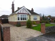 Detached Bungalow for sale in Bryn Coch Crescent, Mold