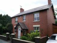 Detached house for sale in Llandegla