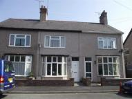 Terraced home for sale in Harrowby Road, Mold