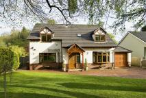 Detached home for sale in Cefn Bychan Road...