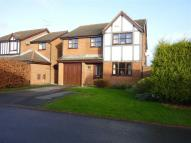 Detached property in Green Meadows, Hawarden