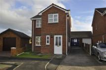 Detached property for sale in Britannia Road, Leeswood