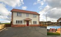 4 bedroom new property in Cranfield Court, Mold