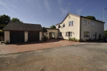 4 bed Detached house for sale in Wrexham Road, Cefn Y Bedd