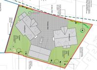 Land in Sychdyn , Nr Mold for sale