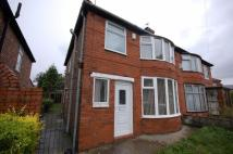 House Share in Weld Road, Withington...