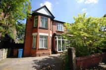 Mauldeth Road West semi detached house for sale