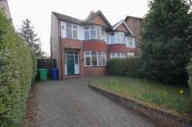 3 bedroom semi detached home to rent in Old Lansdowne Road...