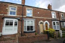Terraced house in Gillbrook Road...