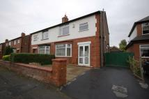 3 bed semi detached house in Ranford Road, Manchester