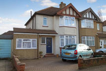 4 bed semi detached home for sale in Cranborne Avenue...