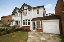 semi detached house for sale in Raeburn Avenue, Surbiton