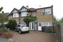semi detached property in Moresby Avenue, Surbiton