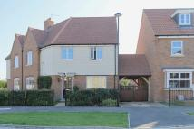 3 bedroom semi detached house to rent in Crossways, Sittingbourne...
