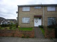 3 bed End of Terrace house in Peregrine Drive...