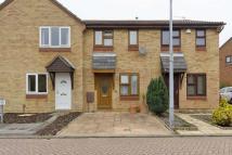 Terraced home in Merleburgh Drive...