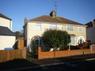 3 bedroom semi detached house to rent in Brier Road, Sittingbourne