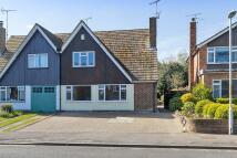 Cranbrook Drive semi detached house to rent