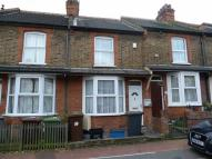Terraced home in Borehamwood, Herts