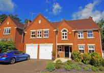 Detached house in Vicarage Close, Colgate
