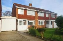 semi detached home for sale in Amberley Road...