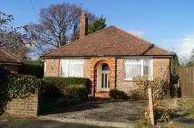 2 bedroom Detached Bungalow in Highlands Crescent...
