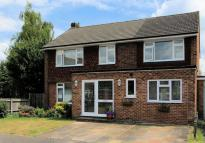 Detached house for sale in Byfleet, Surrey