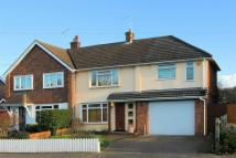 semi detached property in Pyrford, Woking, Surrey