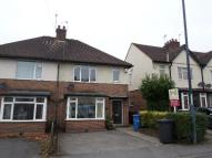 Willowcroft Road semi detached house to rent