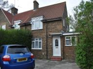 semi detached house to rent in THREE BRIDGES, Crawley
