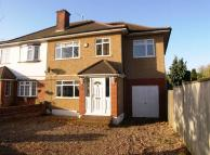 Frogmore Avenue semi detached house for sale