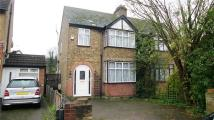 Swan Road semi detached property for sale