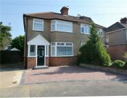 Southfield Close semi detached property for sale