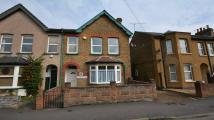 3 bed semi detached home in Warwick Road...