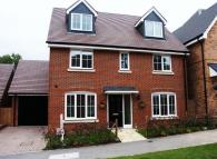 Detached home for sale in The Alders, Billingshurst