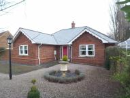 3 bed Detached Bungalow in Vicarage Lane...