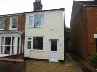 semi detached property to rent in Spring Street, SPALDING...