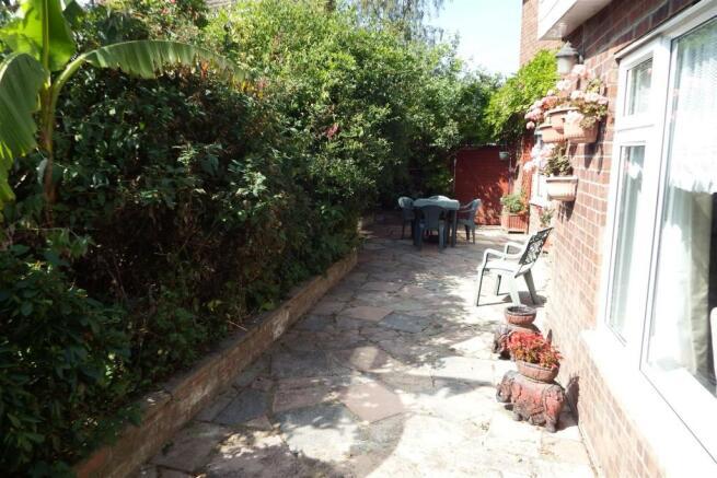 Side Courtyard