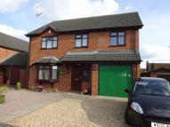 Detached home in Clover Way, Spalding...