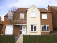 Detached house in Nursery Way, Spalding...