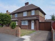 3 bed semi detached home in Kingston Crescent...