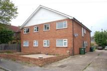 Wolsey Road Maisonette to rent