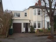 4 bed semi detached house in Parkland Grove, Ashford...