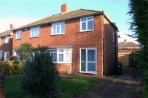 semi detached home in Brightside Avenue...