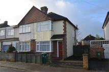 2 bedroom semi detached property to rent in School Road, Ashford...