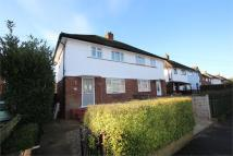 2 bed semi detached house in Langton Way, EGHAM...