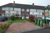 3 bed Terraced property in Hogarth Avenue, Ashford...